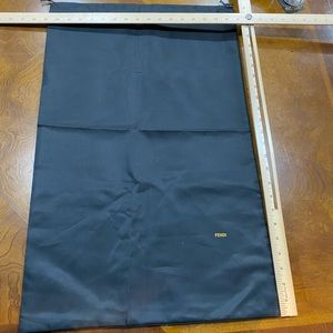 Fendi dustbag. Dust covering. Dust cloth